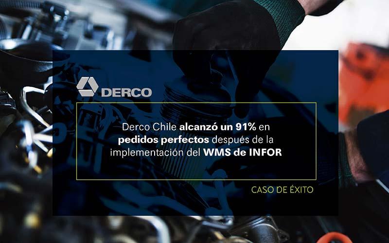 Caso de éxito Derco Chile S.A
