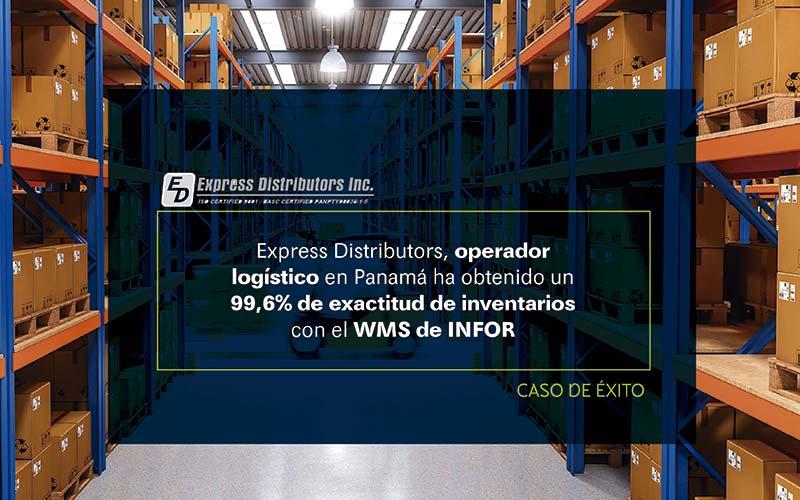 Caso de éxito Express Distributors