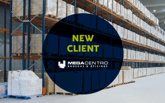 New Client: Megacentro