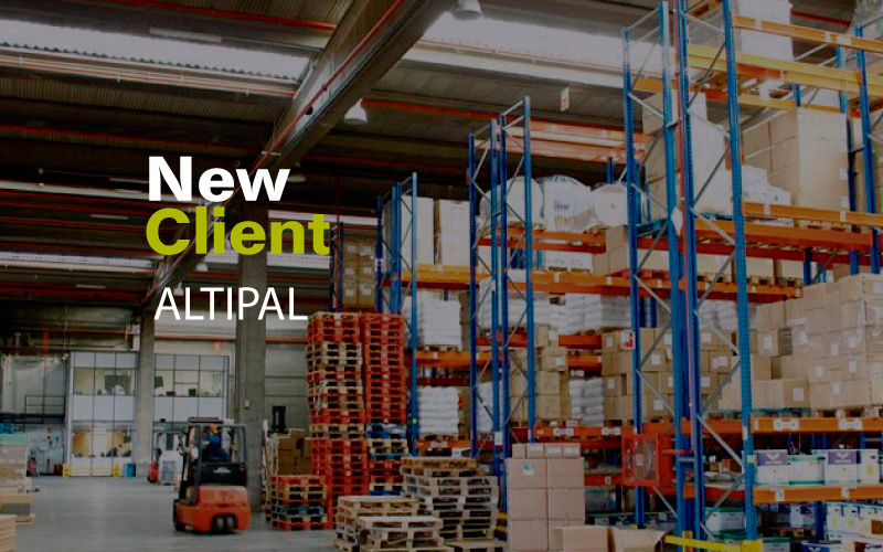 New Client: Altipal in Colombia