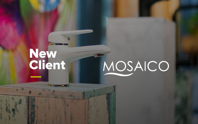 New Client: Mosaico in Chile