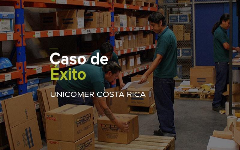 Caso de éxito Unicoemr Costa Rica