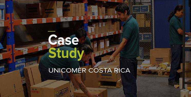 Unicomer Costa Rica Reduced the Reception Time of each of its Lines by 20% with Infor WMS